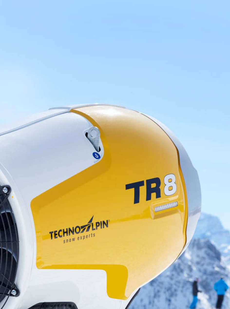 TechnoAlpin TR8 Snow Gun